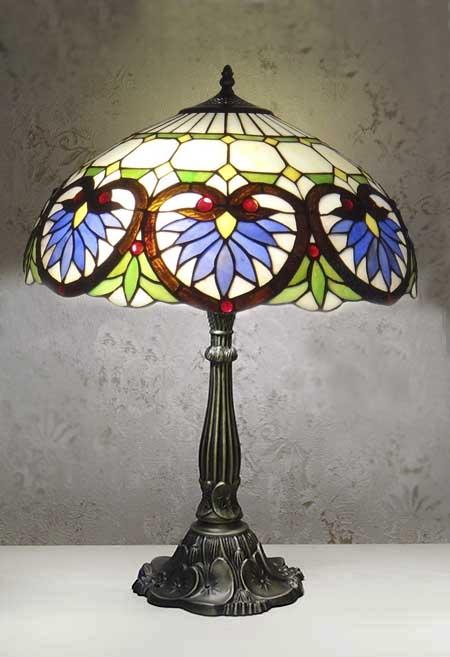 Настольная лампа Тиффани T 39231/2