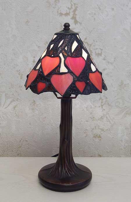 Наcтольная лампа TLD 0891