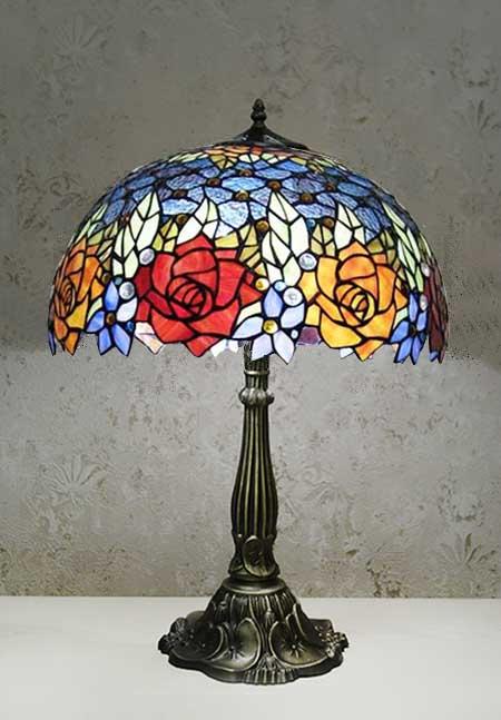 Настольная лампа T 20318
