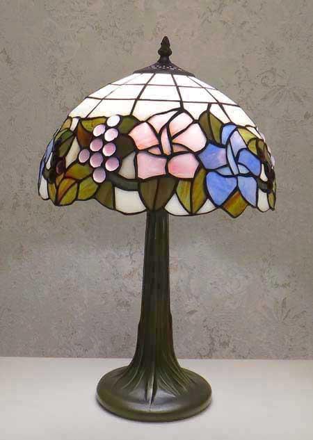 Лампа Тиффани RCN 246A (G 122509*)