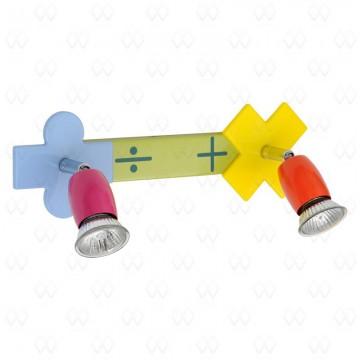 Светильник детский 520020202 Китти