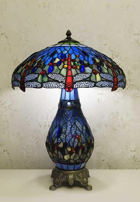Настольная лампа T 18020 B (RCN 77)