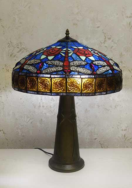 Настольная лампа T 18035 A (RCN 605 A)