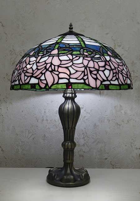 Настольная лампа T 18018 B