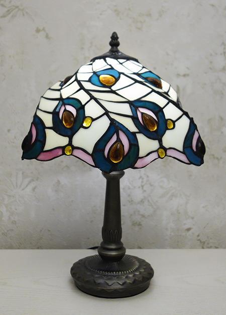 Настольная лампа  T 12125 (RCN 81)