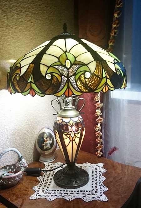 Настольная лампа RCN 815 T
