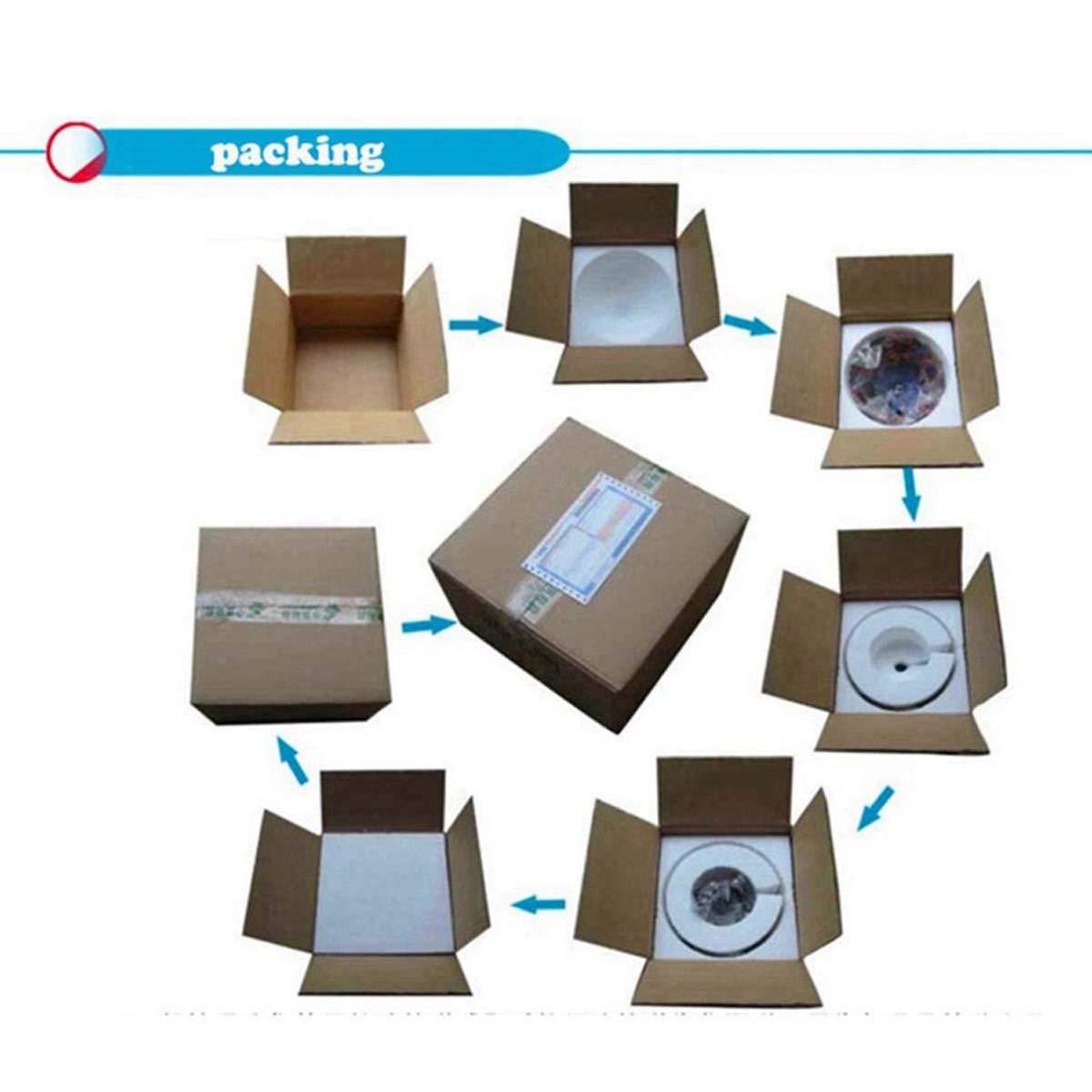 Как упакованы светильники