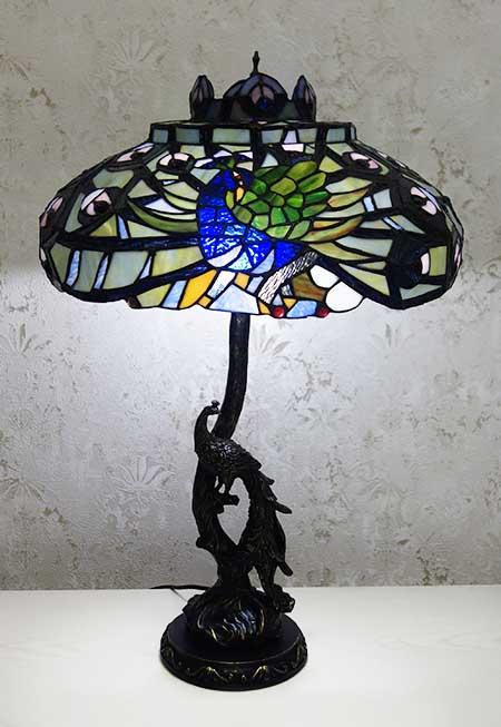 Настольная лампа Тиффани TLA 1884