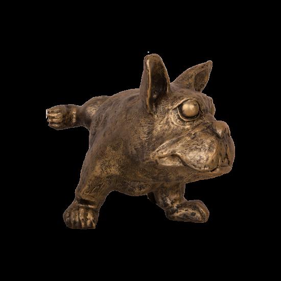 Скульптура садовая Собака 2