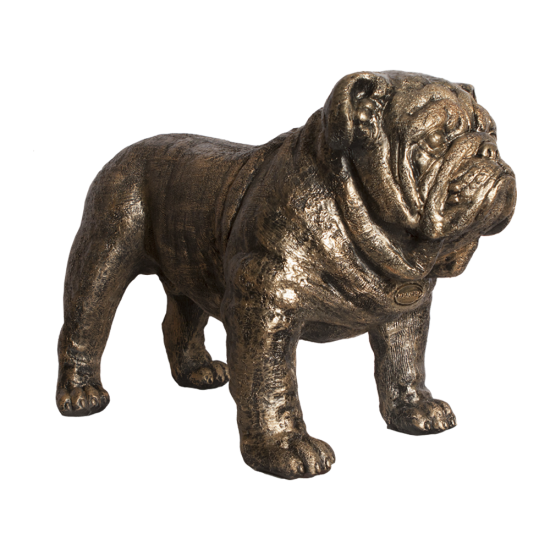 Скульптура Собака 4