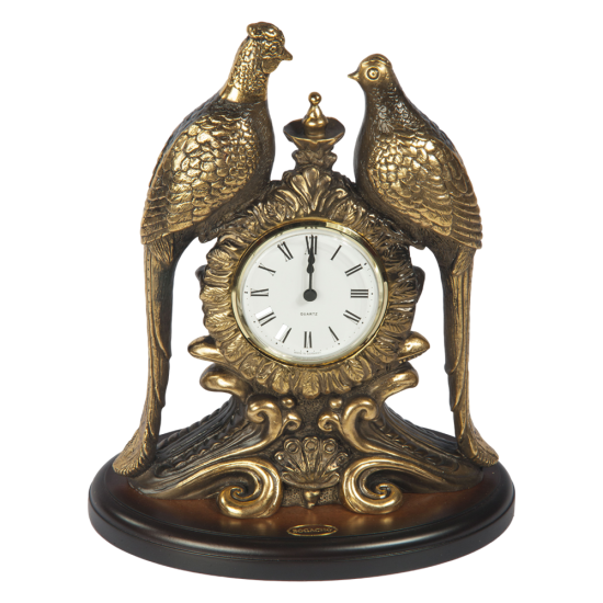 Часы каминные/настольные П 01