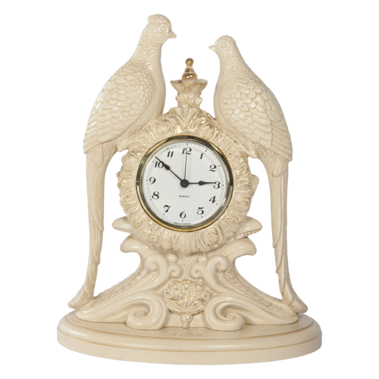 Часы каминные П 02