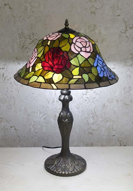 Настольная лампа T 16097/2