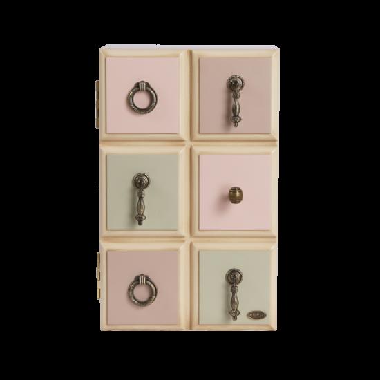Декоративная навесная коробка для ключей П-1