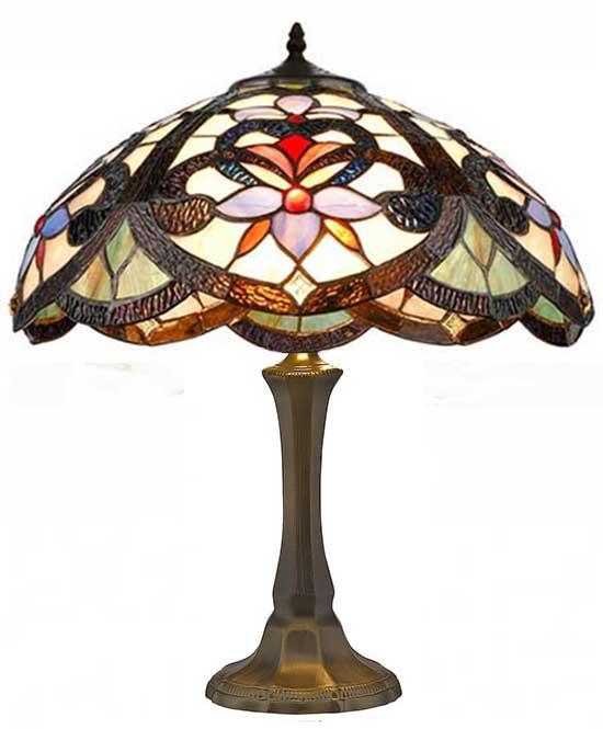 Настольная лампа 826-02