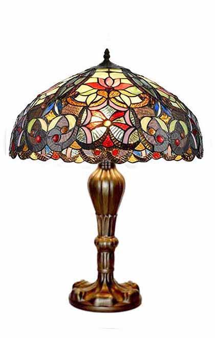 Настольная лампа T 825-02