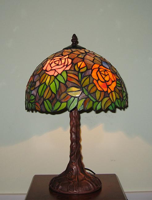 Настольная лампа T 12068