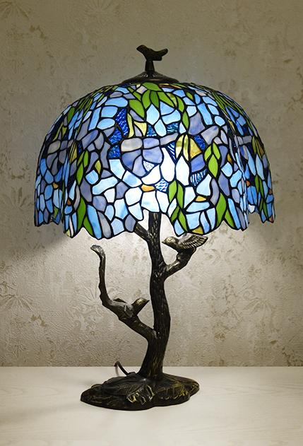Настольная лампа тиффани T 16410 a