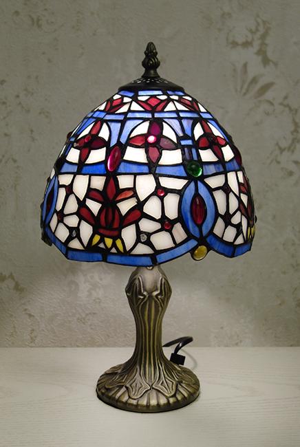 Настольная лампа Тиффани RCN 250 A
