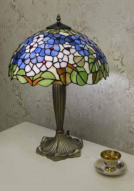 Настольная лампа Тиффани T 16403