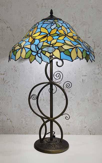 Настольная лампа 013 A