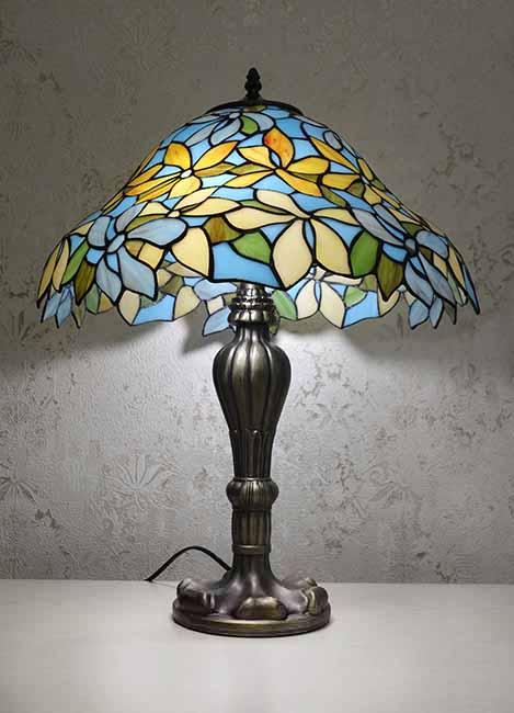 Настольная лампа 013 B