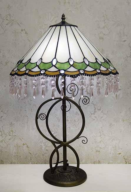 Настольная лампа 18004 D