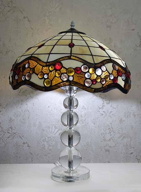 Настольная лампа 18010 G