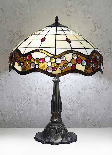 Настольная лампа 18010-3