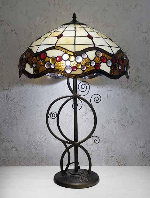Настольная лампа 18410-B