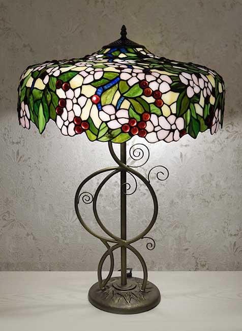 Настольная лампа QXTK 165