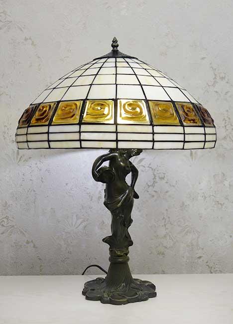 Настольная лампа T 18219 S