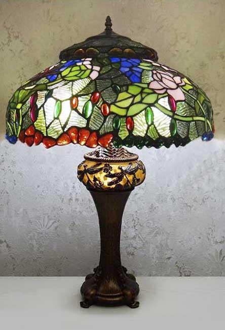Настольная лампа RCN 52-4