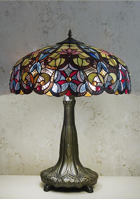Настольная лампа 825*46 D