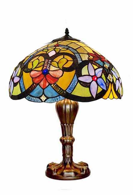 Настольная лампа 818*46 S