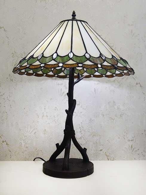 Настольная лампа 20030 P