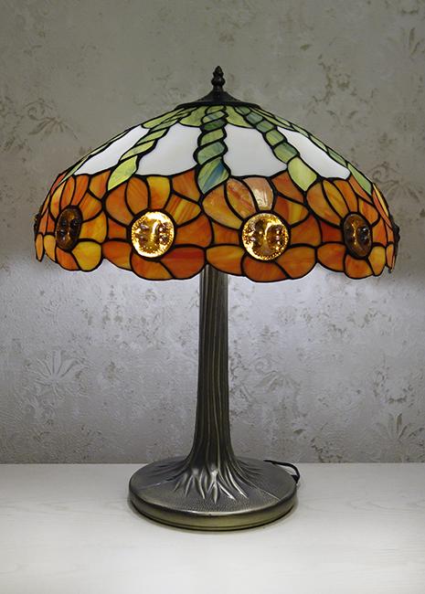 Настольная лампв 1625 P