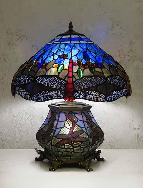 Настольная лампа T 18277 Q