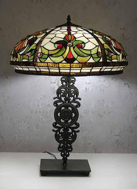 Настольная лампа RCN 38 PQ 20