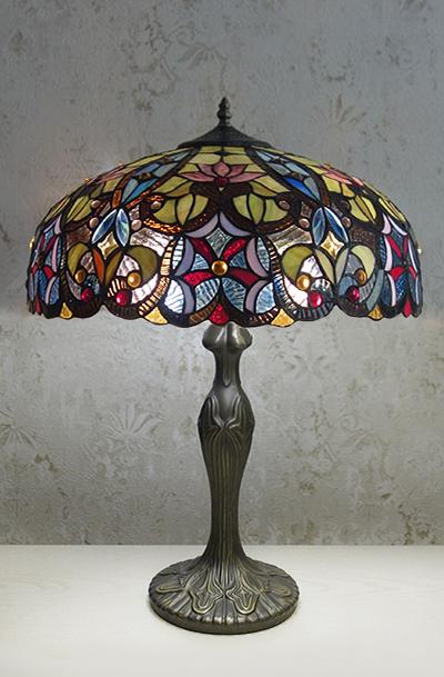 Настольная лампа RCN 825*41 В