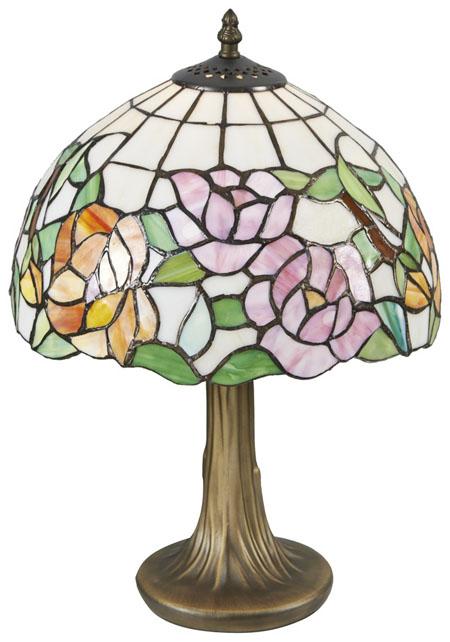 Лампа настольная тиффани 81401