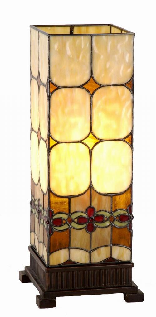 Витражная колонна QXTE 034