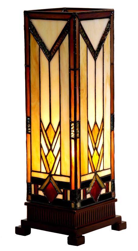 Витражная колонна QXTE 030