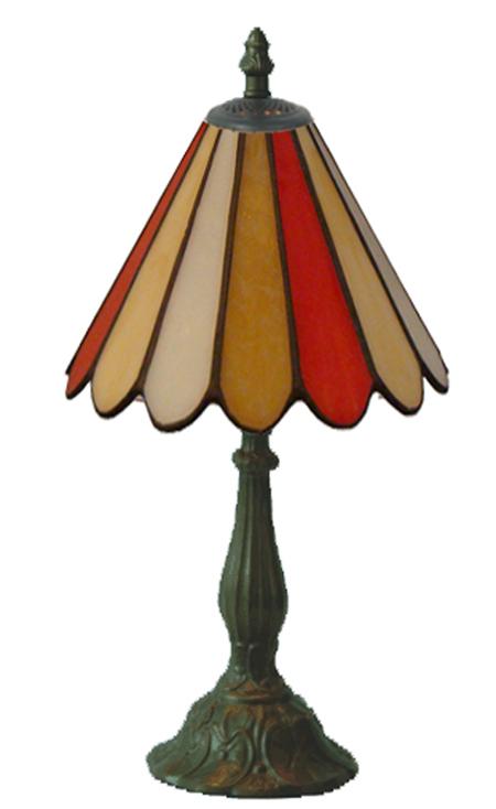Настольная лампа тиффани 996004