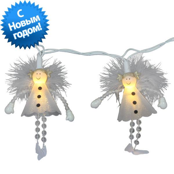 B002L-B010K-160 - Гирлянда с LED лампами