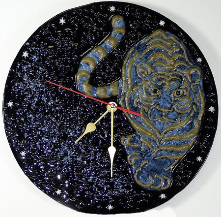 Часы фьюзинг - Звездный тигр