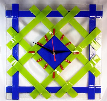 Часы настенные - Шотландские мотивы