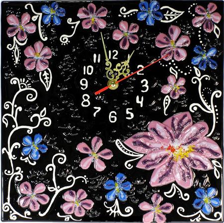 Часы настенные Крымская ночь