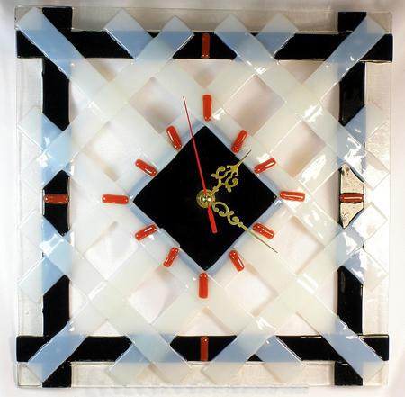 Часы настенные - Шотландские мотивы 2
