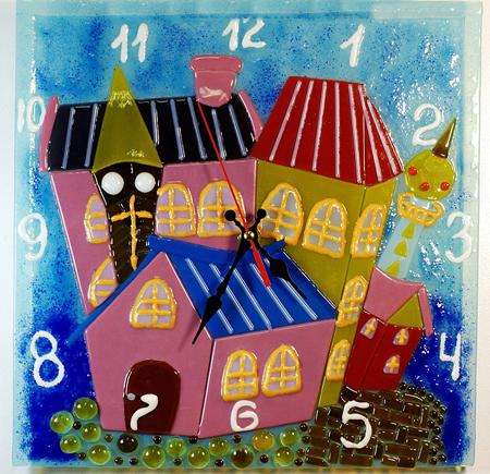 Часики в детскую - Сказочный город
